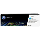 more details on HP 128A Cyan Original LaserJet Toner Cartridge (CE321A)