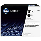 more details on HP 81A Black Original LaserJet Toner Cartridge (CF281A)