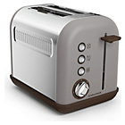 Morphy Richards 222005 Accents Two Slice Toaster - Pebble