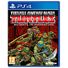 more details on Ninja Turtles Mutants in Manhatten PS4.