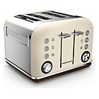 Morphy Richards Accents Special Edition Toaster - Sand