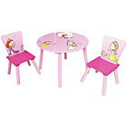 more details on Liberty House Princess Table and 2 Chairs Set.
