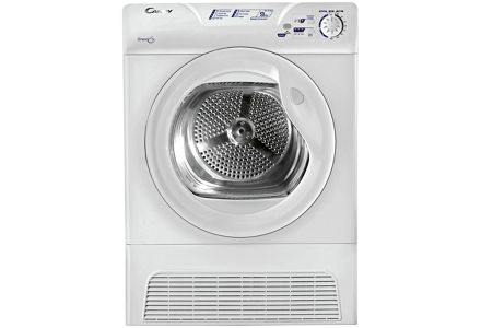 Candy GCC591NB Condenser Tumble Dryer - White