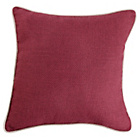 more details on Heart of House Hudson Textured Cushion - Berry.