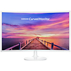 more details on Samsung C32F391 32 Inch Curved Monitor - White.
