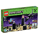 more details on LEGO Minecraft The Ender Dragon - 21117.
