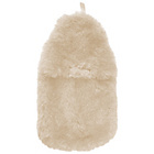more details on Hot Water Bottle and Fur Cover - Cream.