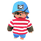 more details on Monchhichi 20cm Pirate Boy.