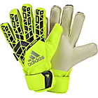 more details on Adidas Ace Fingersave Gloves - Junior