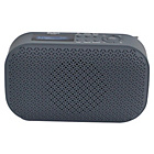more details on Bush Mini Mono DAB Radio - Grey.