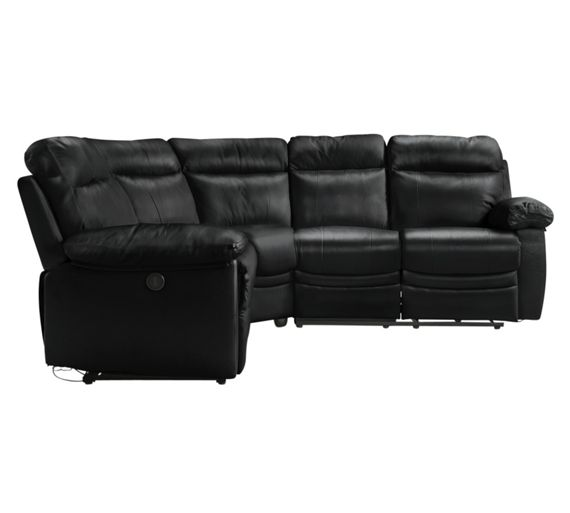 Buy Collection New Paolo Power Recliner Corner Sofa
