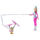 more details on Barbie Sar Light Adventure Galaxy Barbie Doll and Hover Cat.