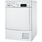 more details on Indesit IDPE845A1 Condenser Tumble Dryer - White.