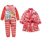more details on Paw Patrol Pink Robe and Pyjama Set.