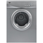 more details on Bush V7SDS Vented Tumble Dryer - Silver.