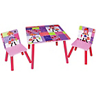more details on Liberty House Fashion Girl Table and 2 Chairs.