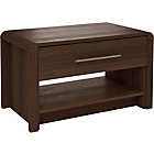 more details on Heart of House Elford 1 Drawer Coffee Table -Walnut Effect.