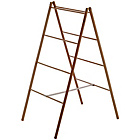 more details on Habitat Misto A Frame Wooden Clothes Airer.