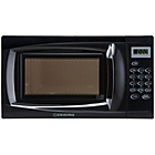 more details on Cookworks EM717L Solo Microwave - Black.
