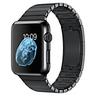 more details on Apple Watch 2015 42mm Stainless Steel Case & Black Link Band