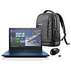 more details on Lenovo 15.6 Inch Intel Ci3 8GB 2TB Laptop plus Bag and Mouse