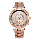 more details on Little Mistress LM017 Rose Gold Dial Watch.