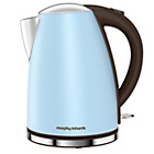 more details on Morphy Richards 103002 Accents SS Azure Jug Kettle.