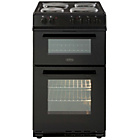 Belling FS50EFDO Electric Cooker - Black