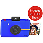 more details on Polaroid Snap Instant Print Camera - Royal Blue.