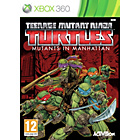 more details on Ninja Turtles Mutants in Manhatten Xbox 360.