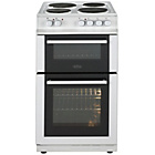Belling FS50EFDO Electric Cooker - White