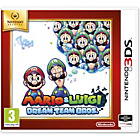 more details on Mario and Luigi: Dream Team Nintendo 3DS Game.