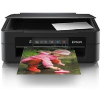 Epson Expression Home XP-245 Wireless Color Inkjet All-in-One Printer with Duplex (Black)