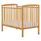 more details on Baby Elegance Starlight Cot - Pine.