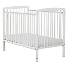 more details on Baby Elegance Starlight Cot - White.