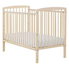 more details on Baby Elegance Starlight Cot - Cream.