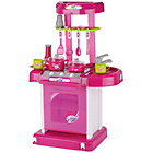 more details on Toyrific Play Kitchen Set with Lights & Sound.