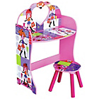 more details on Liberty House Fashion Girl Dressing Table and Stool.