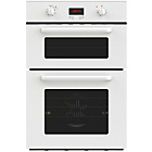 more details on Bush BDOBF Double Fan Oven - White.