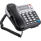 more details on Binatone Spirit 410 Corded Desk Telephone - Single.