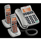 more details on Binatone Speakeasy 3865 Telephone Answer Machine - Triple.
