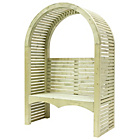 more details on Grange Fencing Contemporary Garden Arbour.
