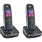 more details on BT Aura 1500 Telephone with Answer Machine - Twin.