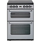 more details on New World 600TSIDOM Gas Cooker - Silver.