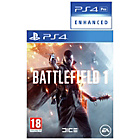 more details on Battlefield 1 PS4 Game