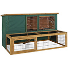 more details on Lazybones Canvass Water Resistant Hutch Cover.