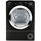 more details on Candy GVCD101BBC Condenser Tumble Dryer - Black.
