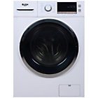 more details on Bush WMNSX1016W 10KG 1600 Spin Washing Machine - White.