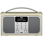 Bush Bluetooth Stereo DAB Radio - Cream