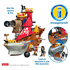more details on Fisher-Price Imaginext Shark Bite Pirate Ship Playset.